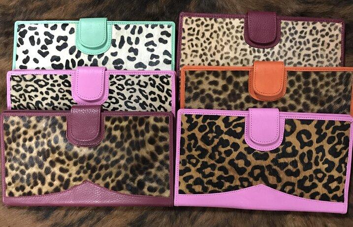Brilyn Wallet Leopard Print