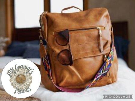Noma Convertible Backpack