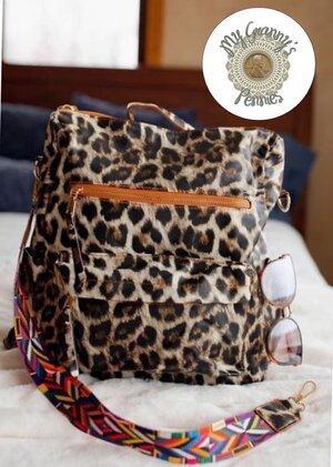 Shirley Convertible Backpack