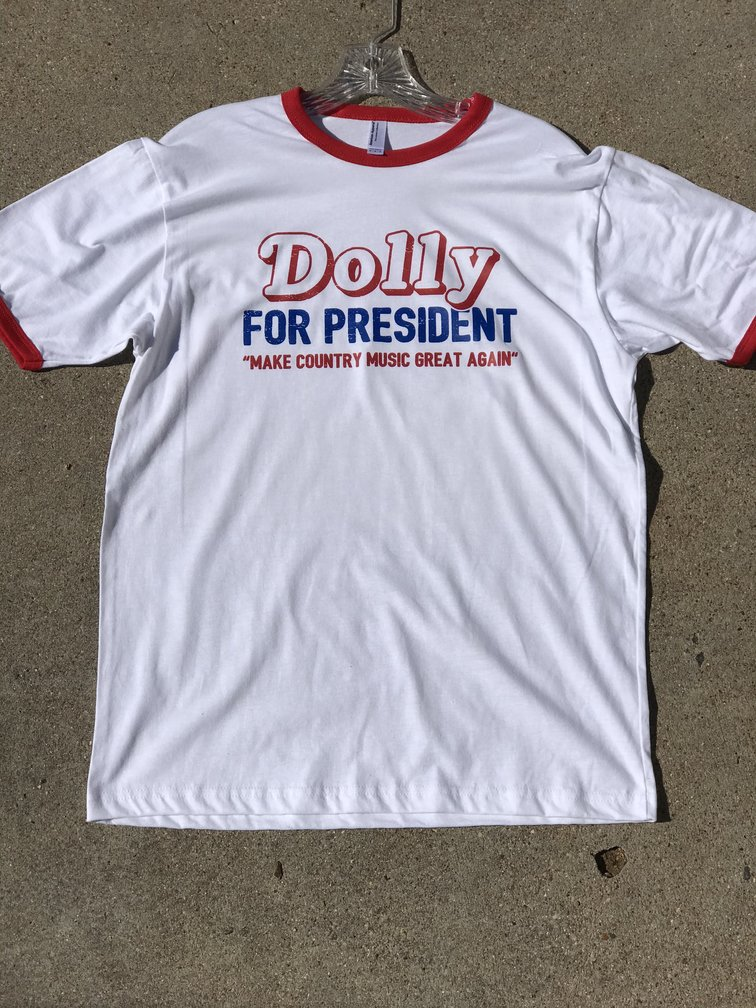 Dolly Ringer Tee