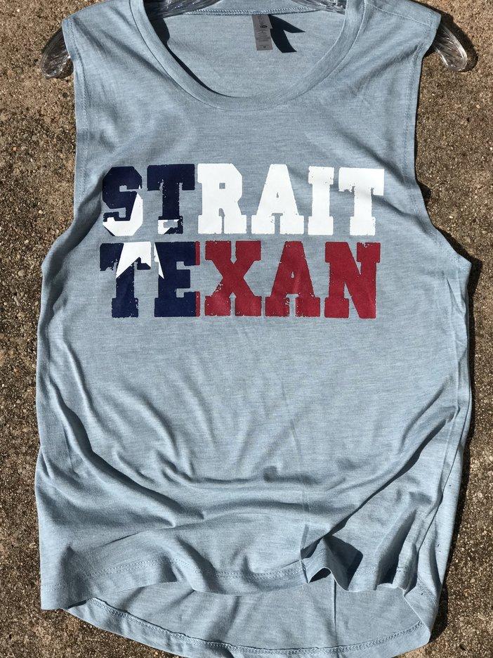 Texan Muscle Tank