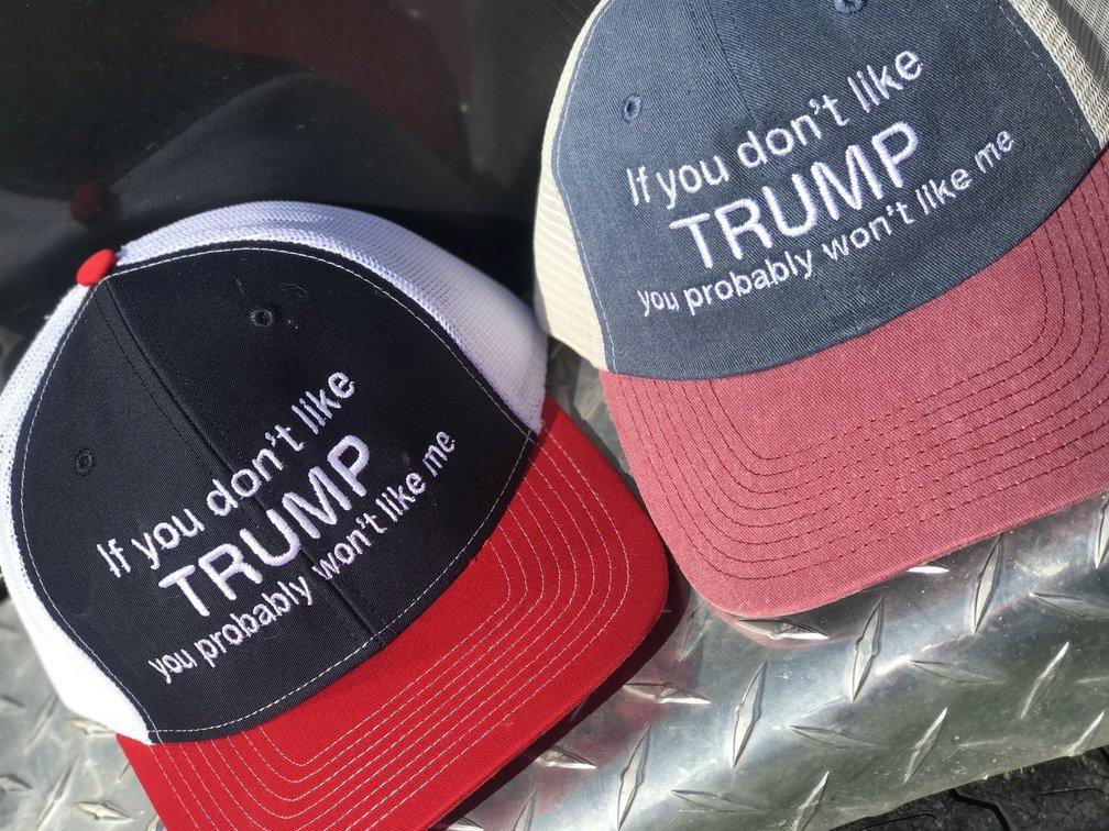 Like Trump Richardson Trucker