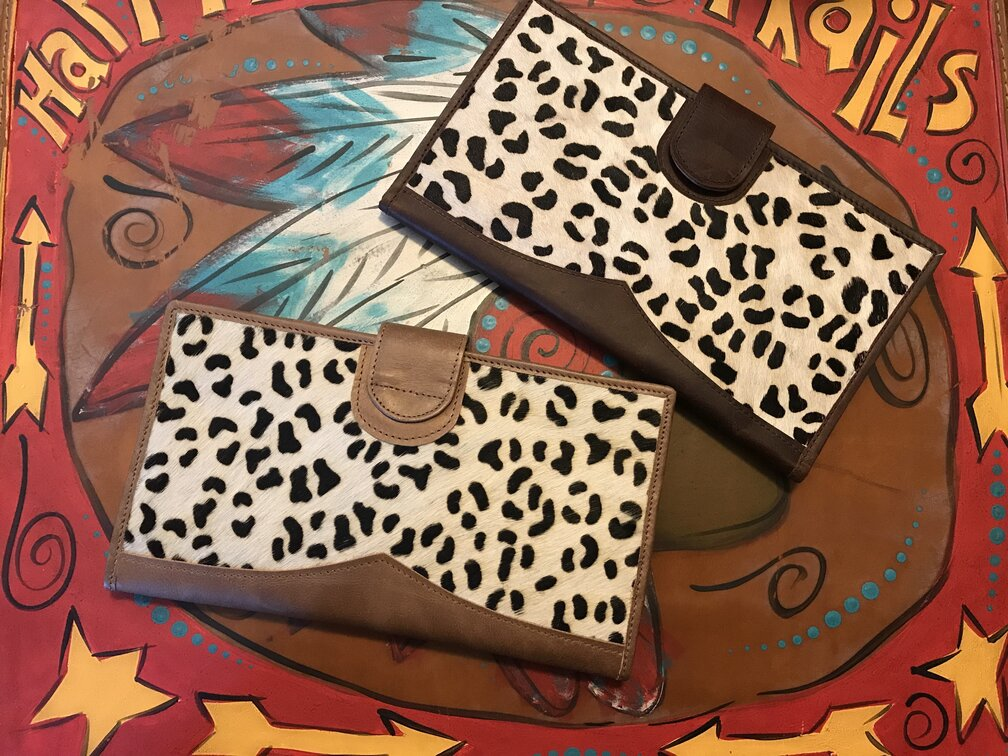Brilyn Wallet Animal Print